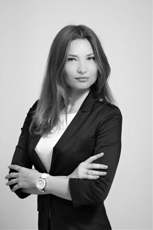 Victoria Tyumentseva, BSc.